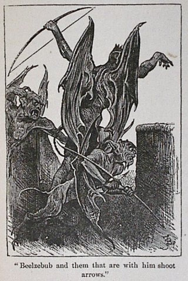 Beelzebub from Pilgrims Progress